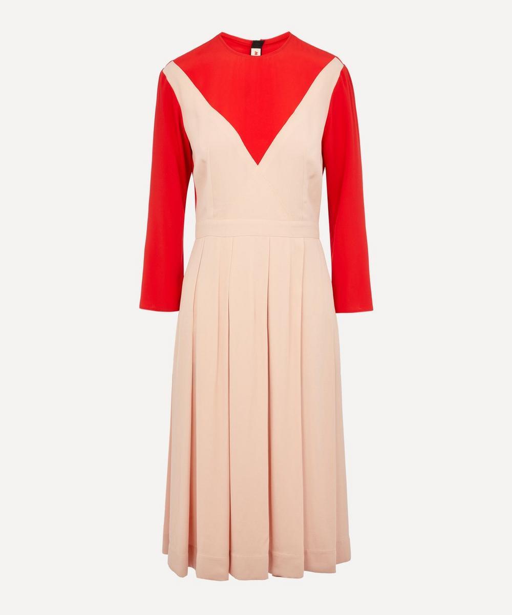 Marni - 2 in 1 Flared Dress