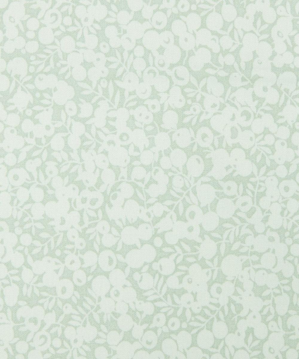 Liberty Fabrics - Sage Wiltshire Shadow Lasenby Cotton