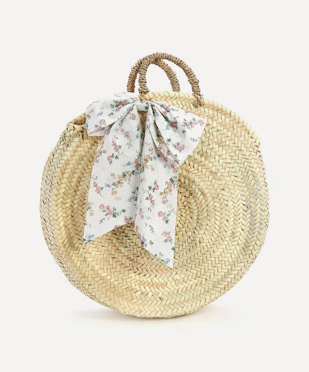 Edit 58 - Large Elizabeth Round Basket