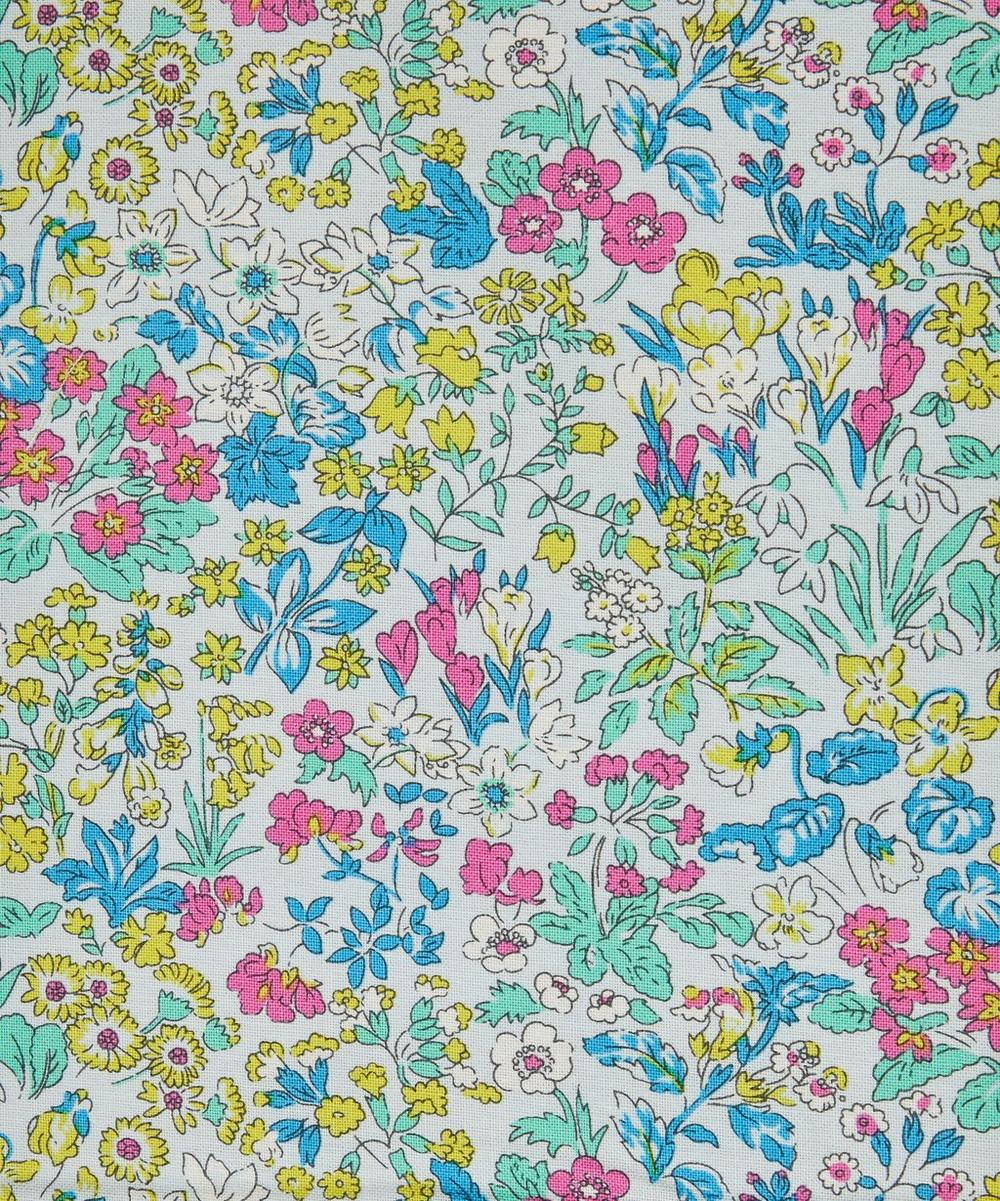 Liberty Fabrics - Wisely Flowers Lasenby Cotton