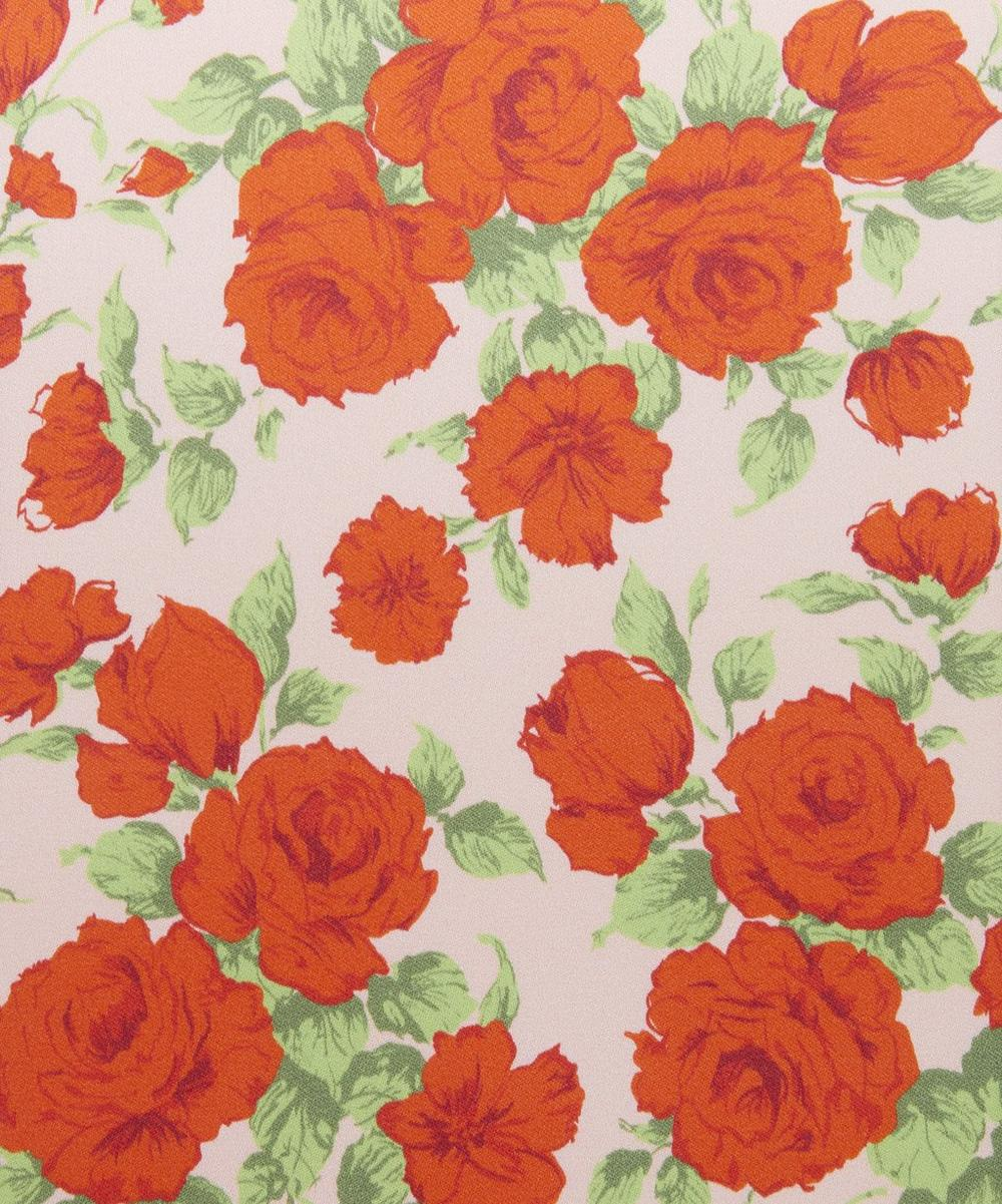 Liberty Fabrics - Carline Rose Duchesse Silk Satin