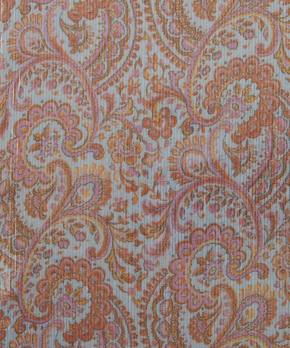 Liberty Fabrics - Liesl Silk Lamé