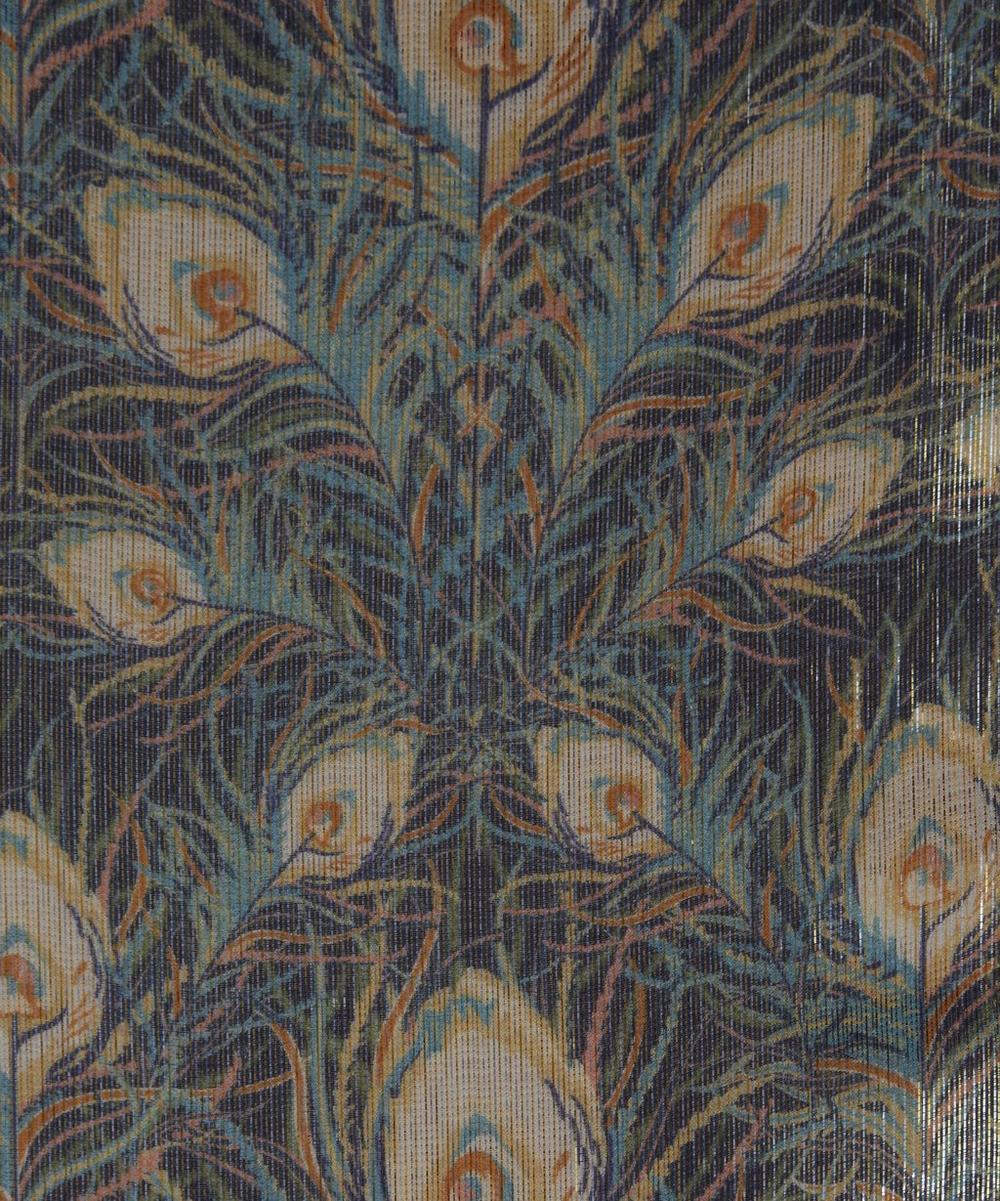 Liberty Fabrics - Juno Feather Silk Lamé
