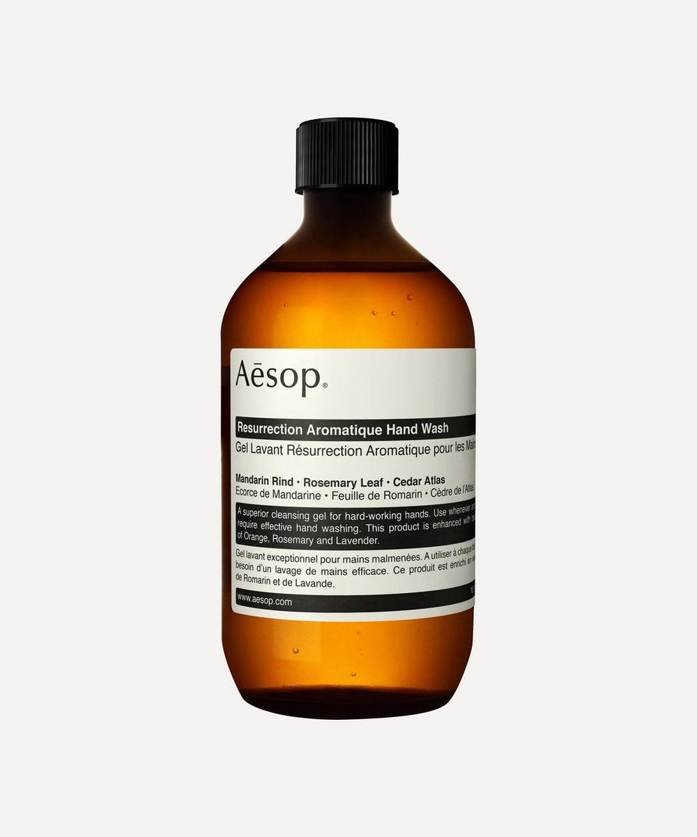 Aesop - Aesop Resurrection Aromatique Hand Wash Refill 500ml