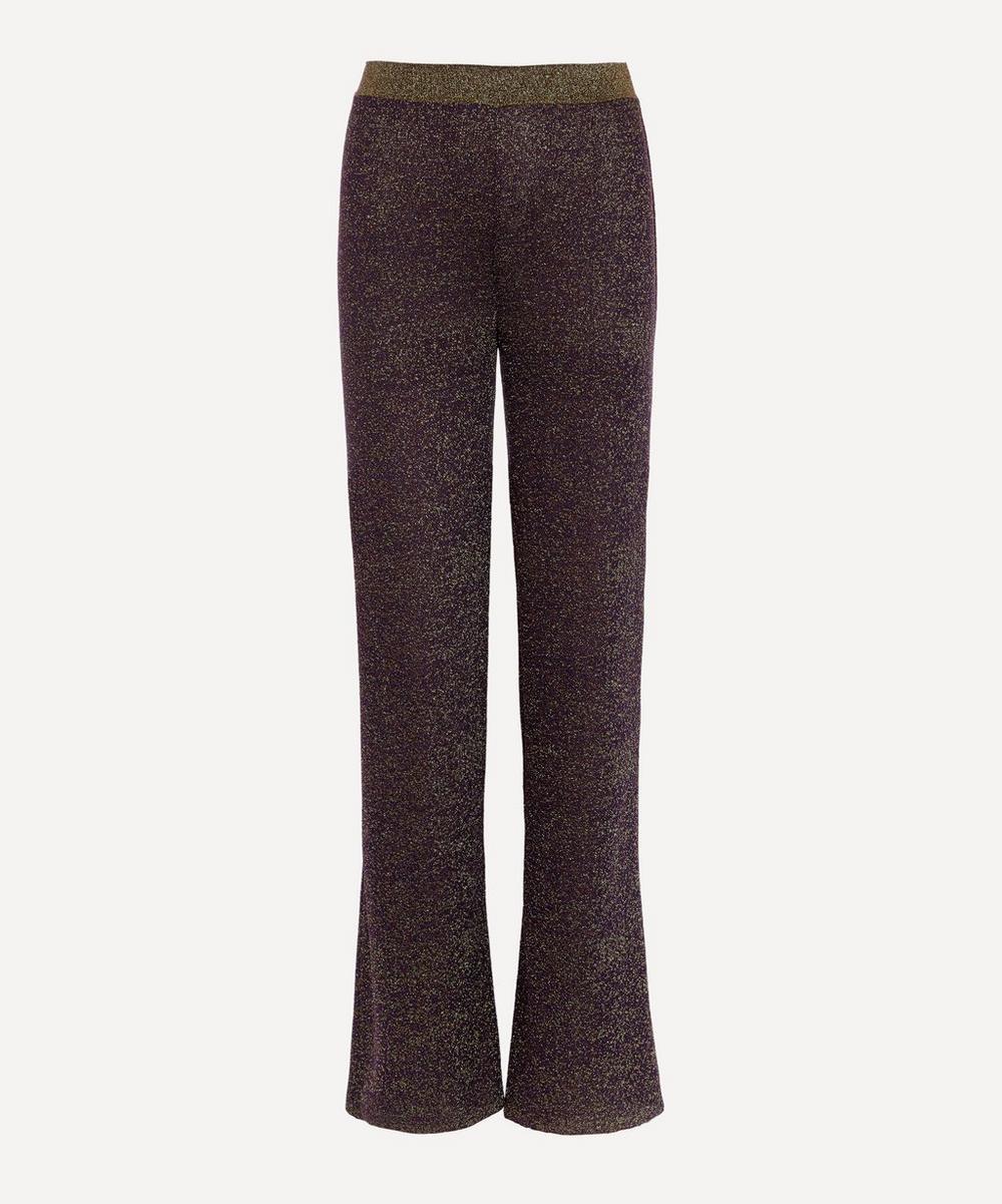 Missoni - Lurex Knit Trousers