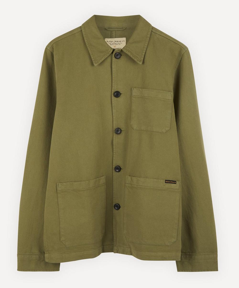 Nudie Jeans - Barney Organic Cotton Worker Jacket