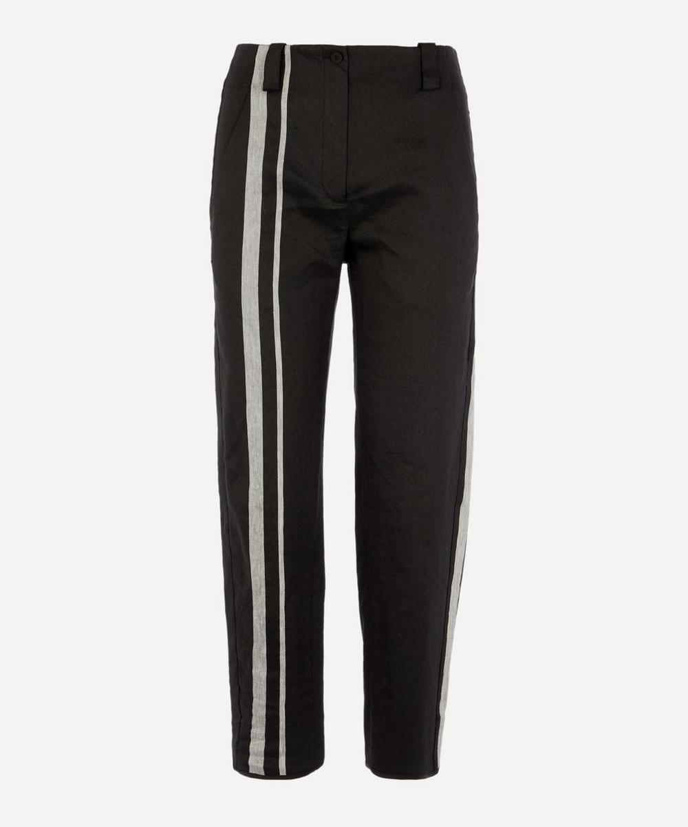 Annette Görtz - Duna Striped Formal Trousers