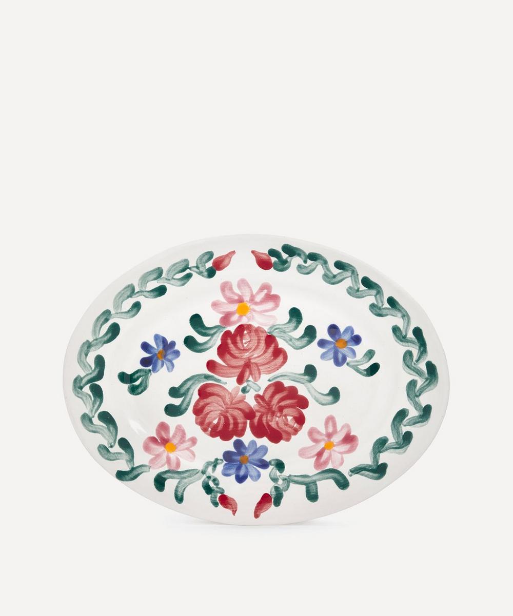 Zsuzsanna Nyul - Medium Florette Platter