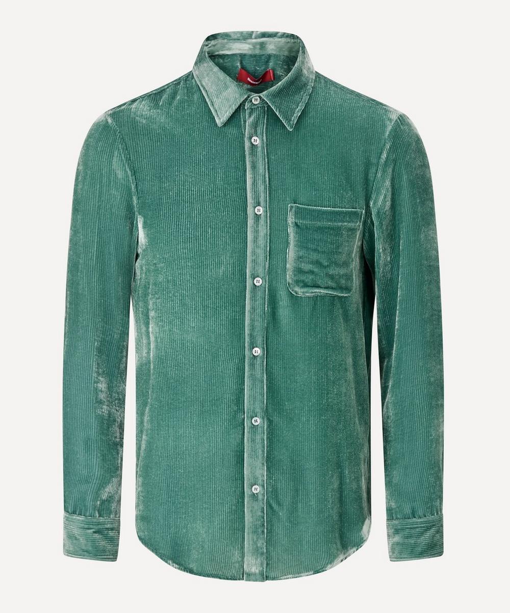 Sies Marjan - Sander Fluid Cord Shirt