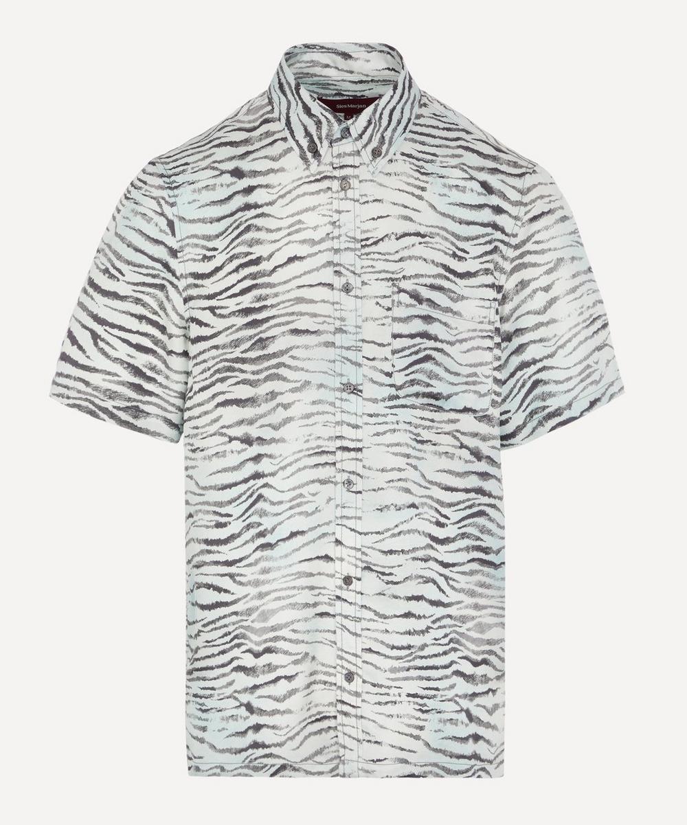 Sies Marjan - Rooney Silk Twill Shirt