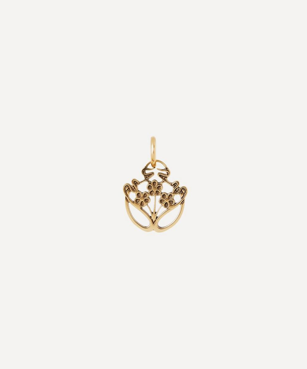 Liberty - 9ct Rose Gold Iphis Pendant