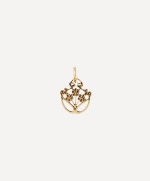 9ct Rose Gold Iphis Pendant