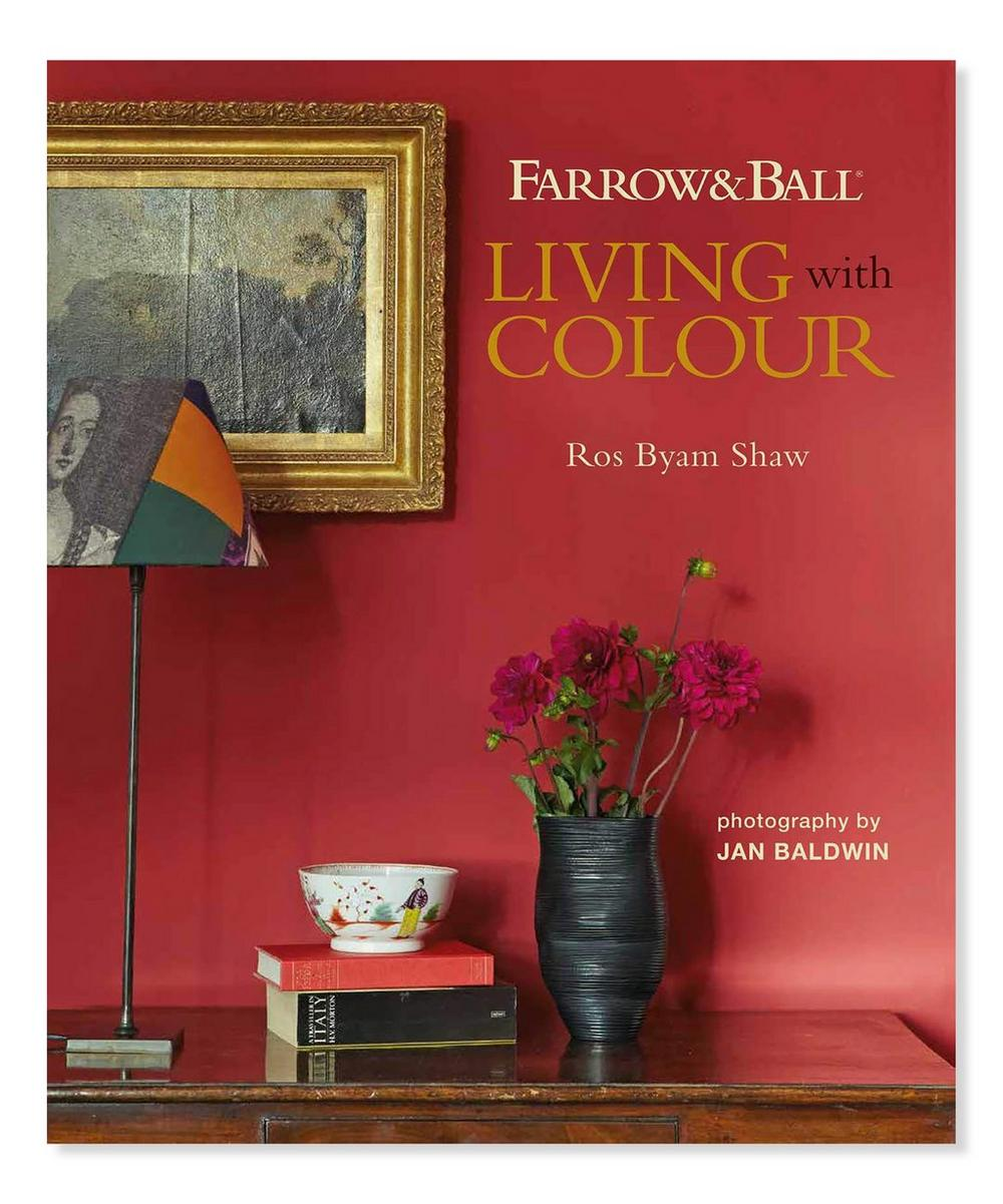 Bookspeed - Farrow & Ball Living with Colour
