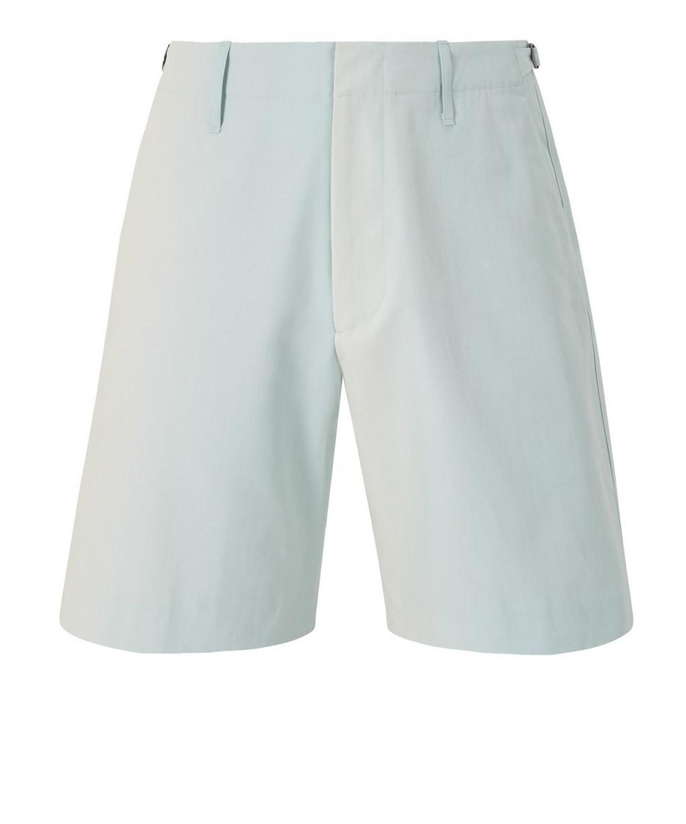 Auralee - Gradation Dye Buckle Waist Shorts
