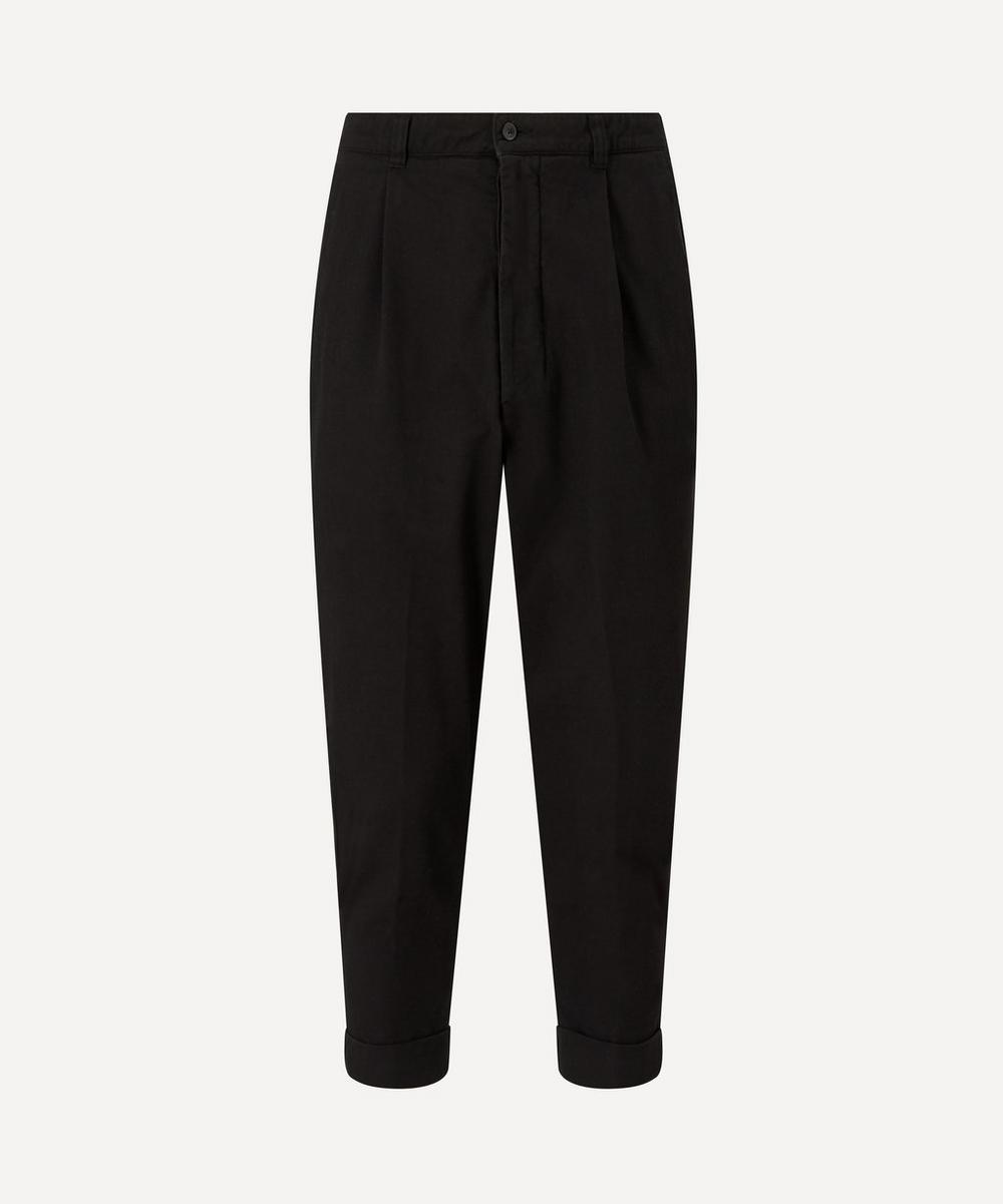 Ami - Carrot Tapered Trousers