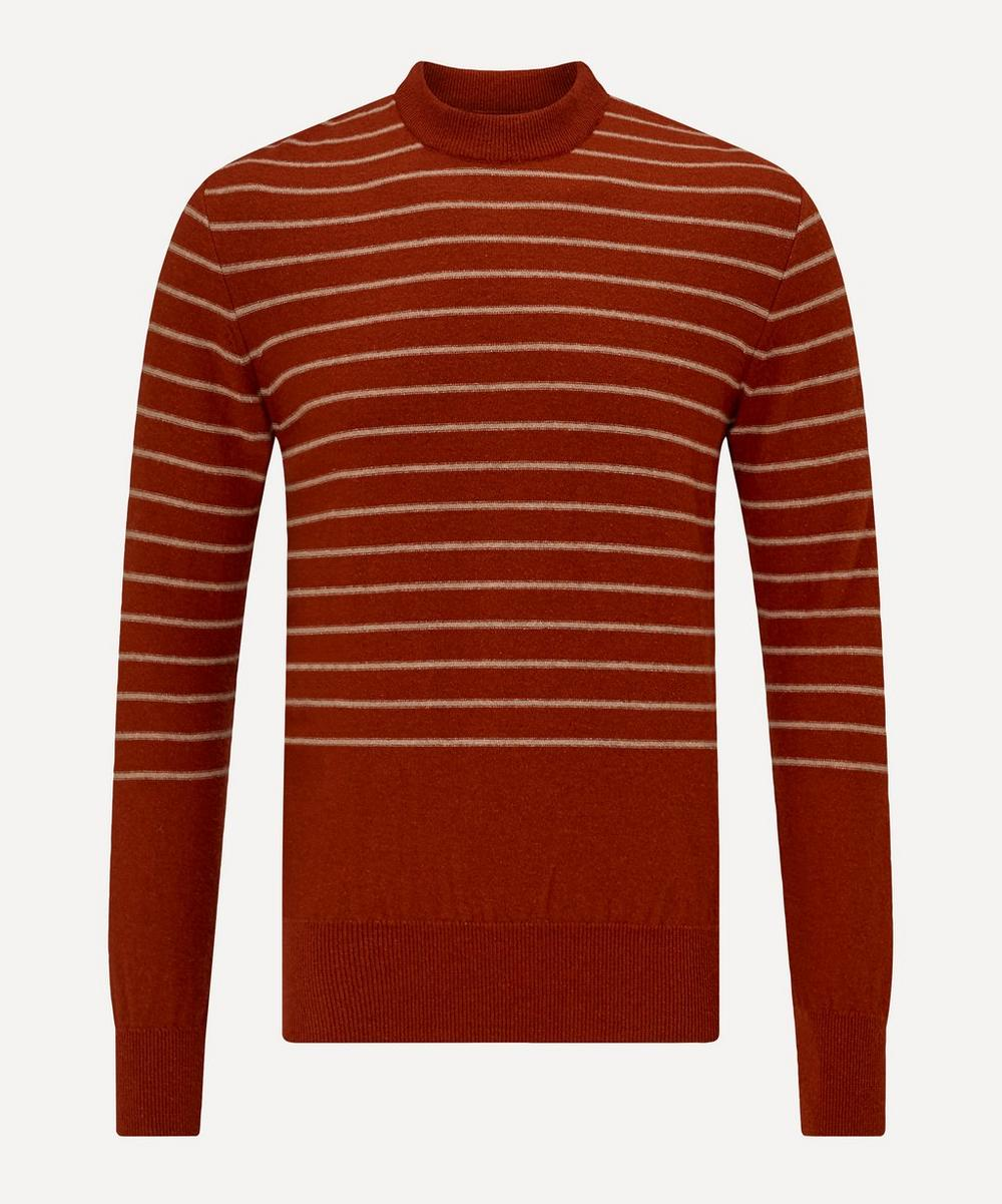 Oliver Spencer - Blenheim Wool Knit Jumper