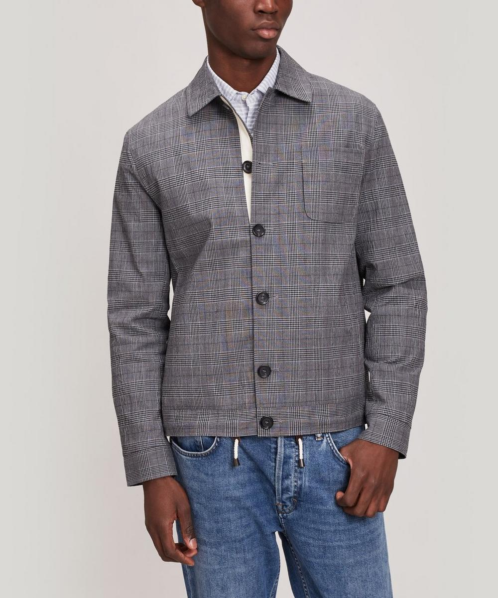 Oliver Spencer - Buckland Organic Cotton Jacket