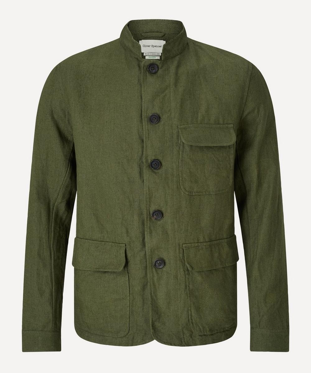 Oliver Spencer - Coram Linen Jacket