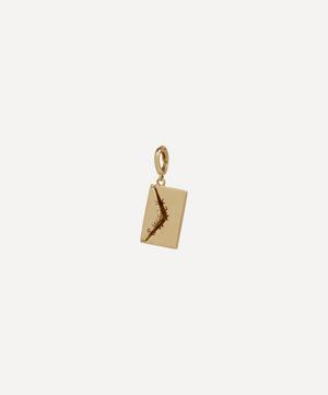 x The Vampire's Wife 18ct Gold 'Love Letter' Charm