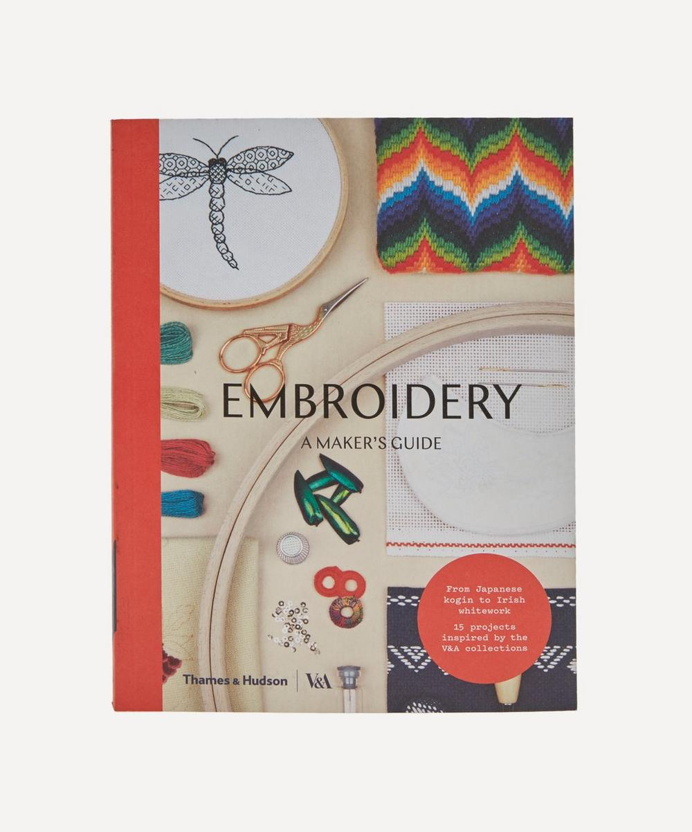 Embroidery: A Maker's Guide | Liberty