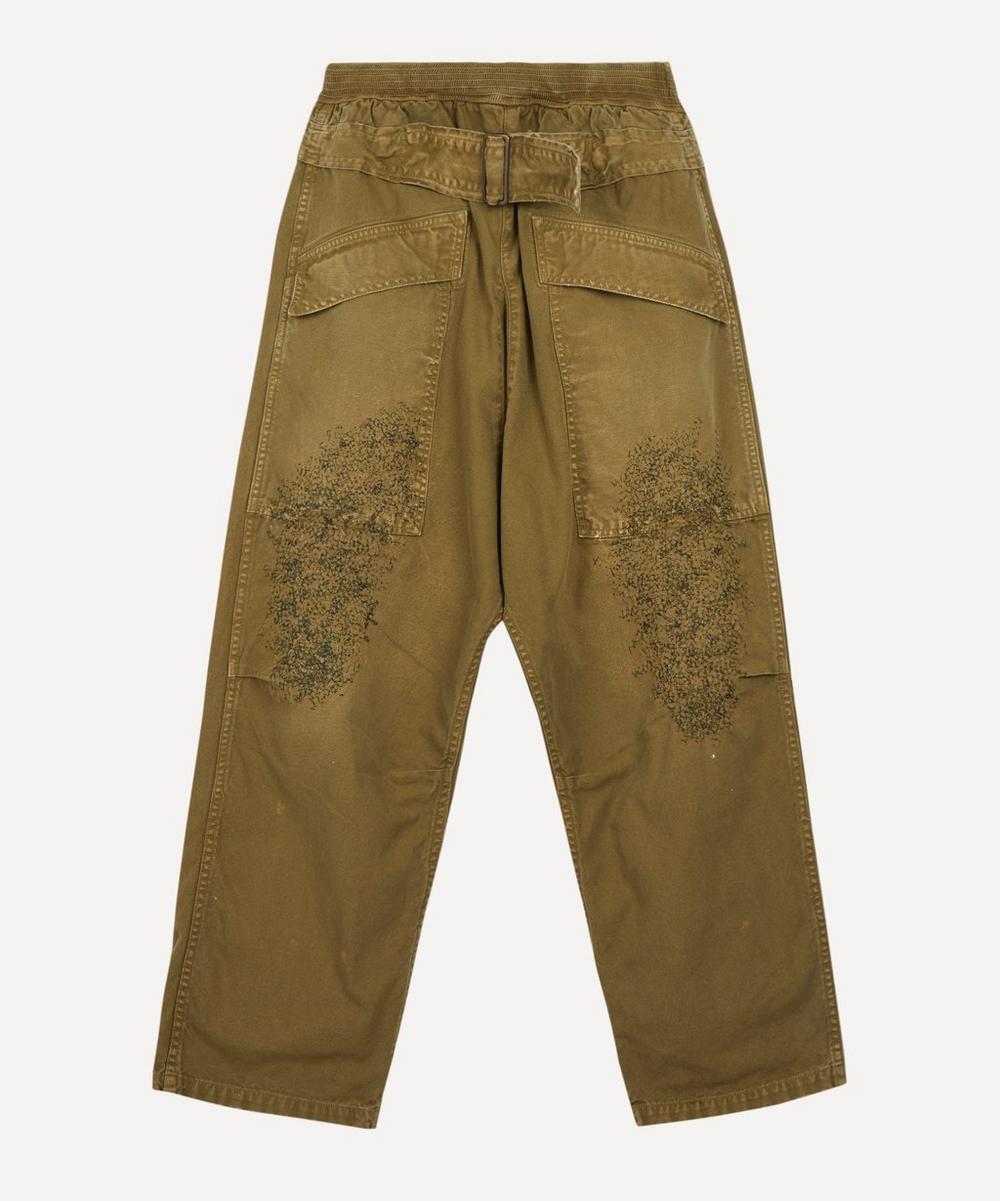 Kapital - Aviator Suit Trousers