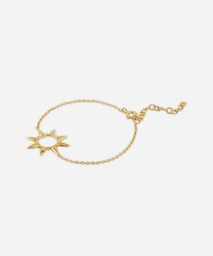 Gold Plated Vermeil Silver Sunbeam Marie Bracelet
