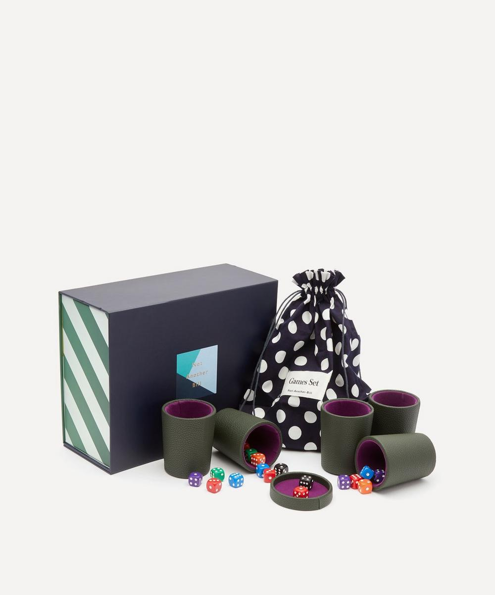 Not-Another-Bill - Perudo Game Set