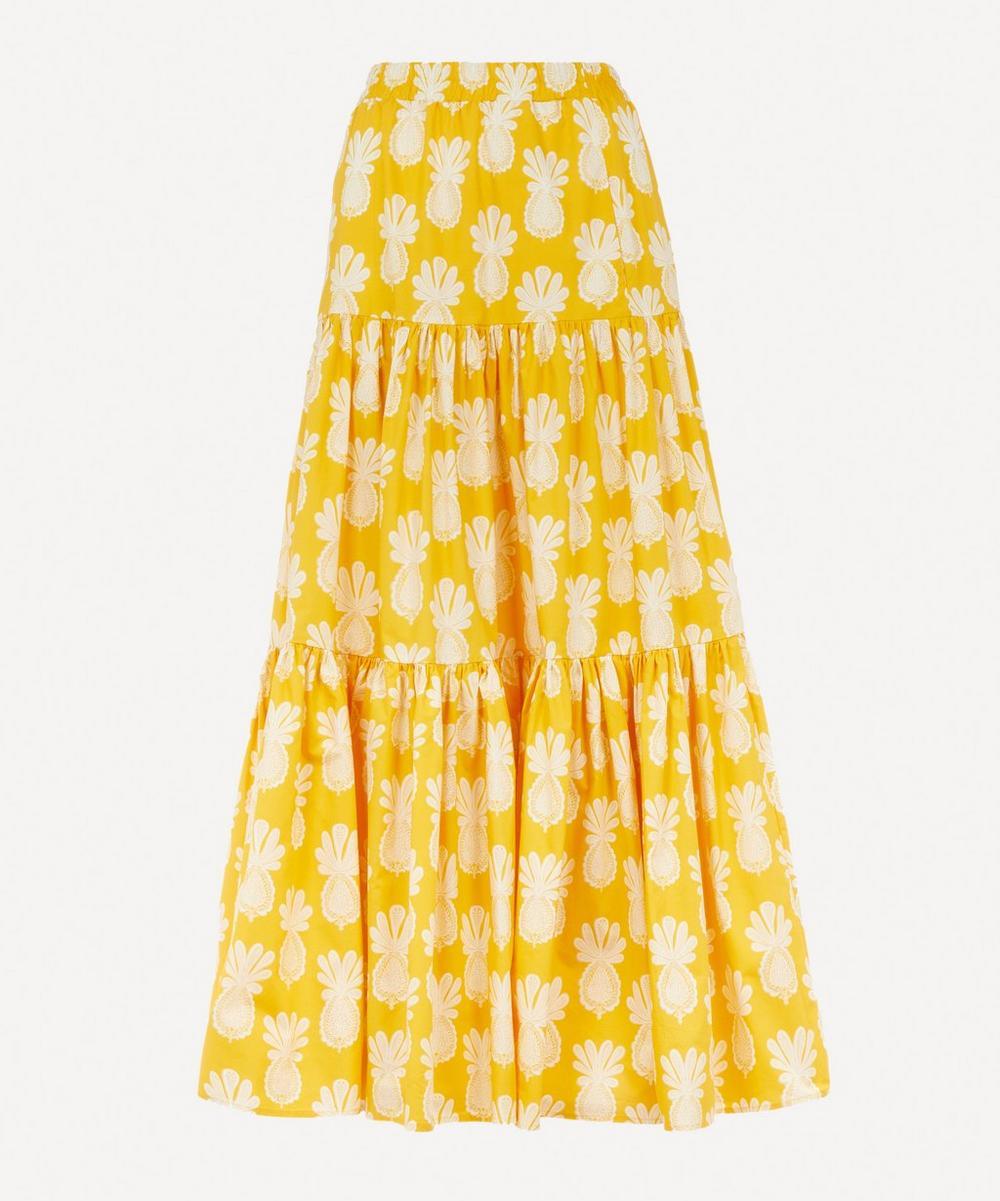 La DoubleJ - Big Tiered Cotton Skirt