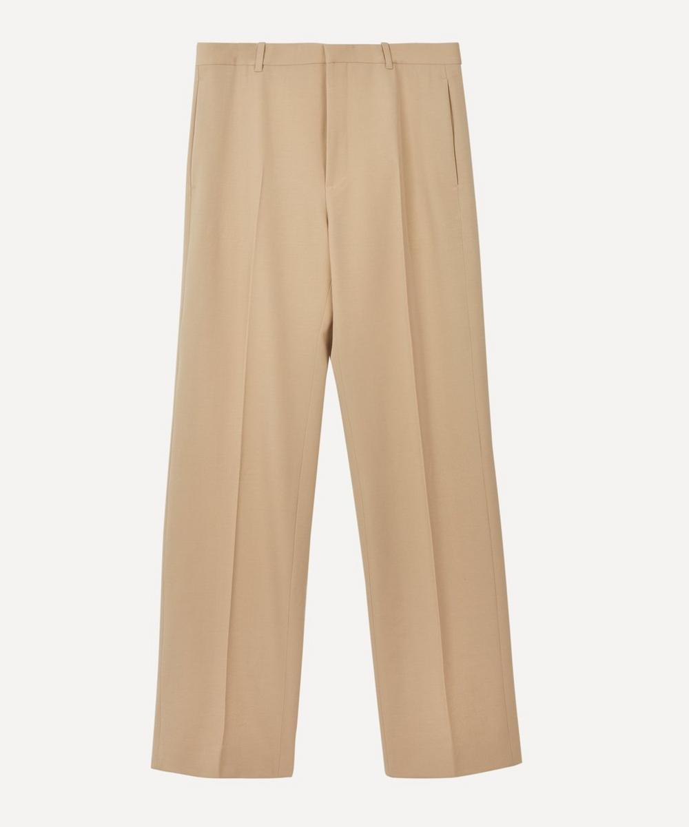 Balenciaga - Tailored Virgin Wool Trousers