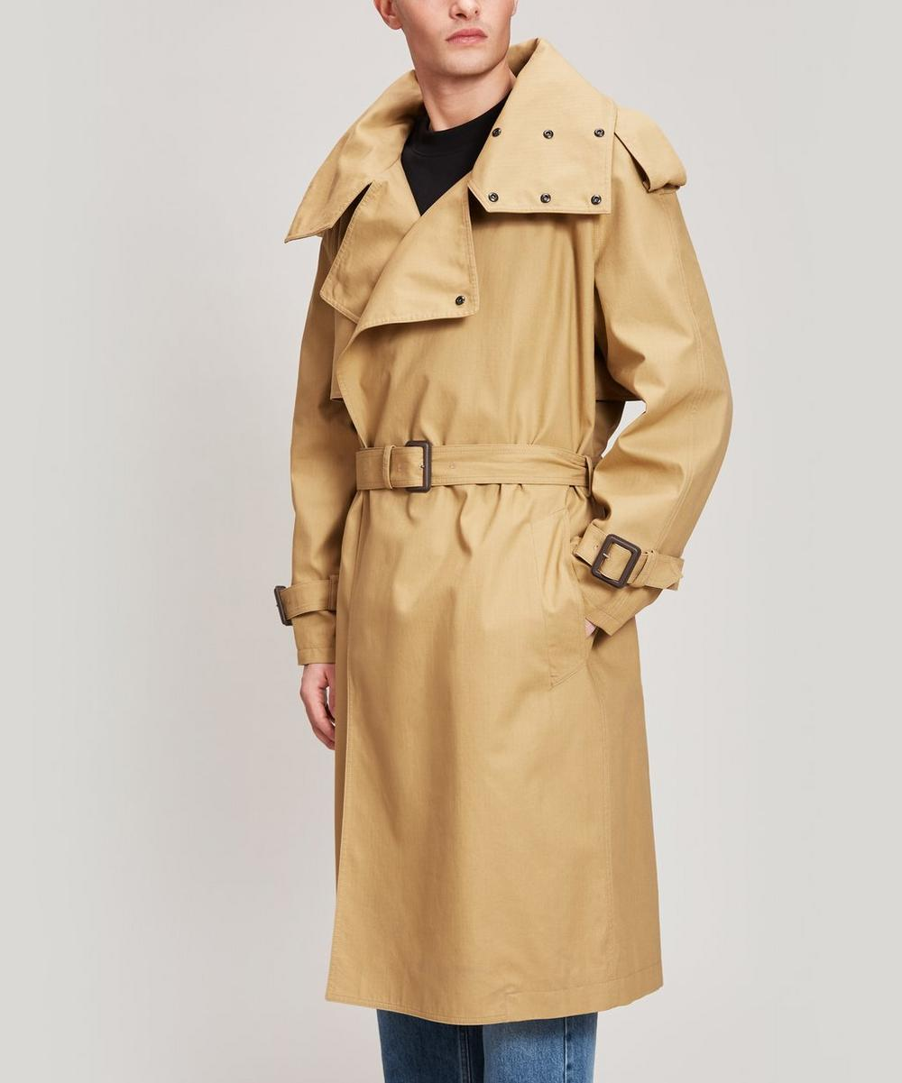 Balenciaga - Long Trench Coat