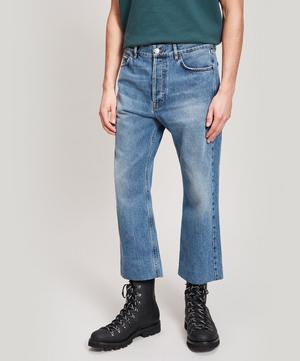 Light Wash Slim Jeans
