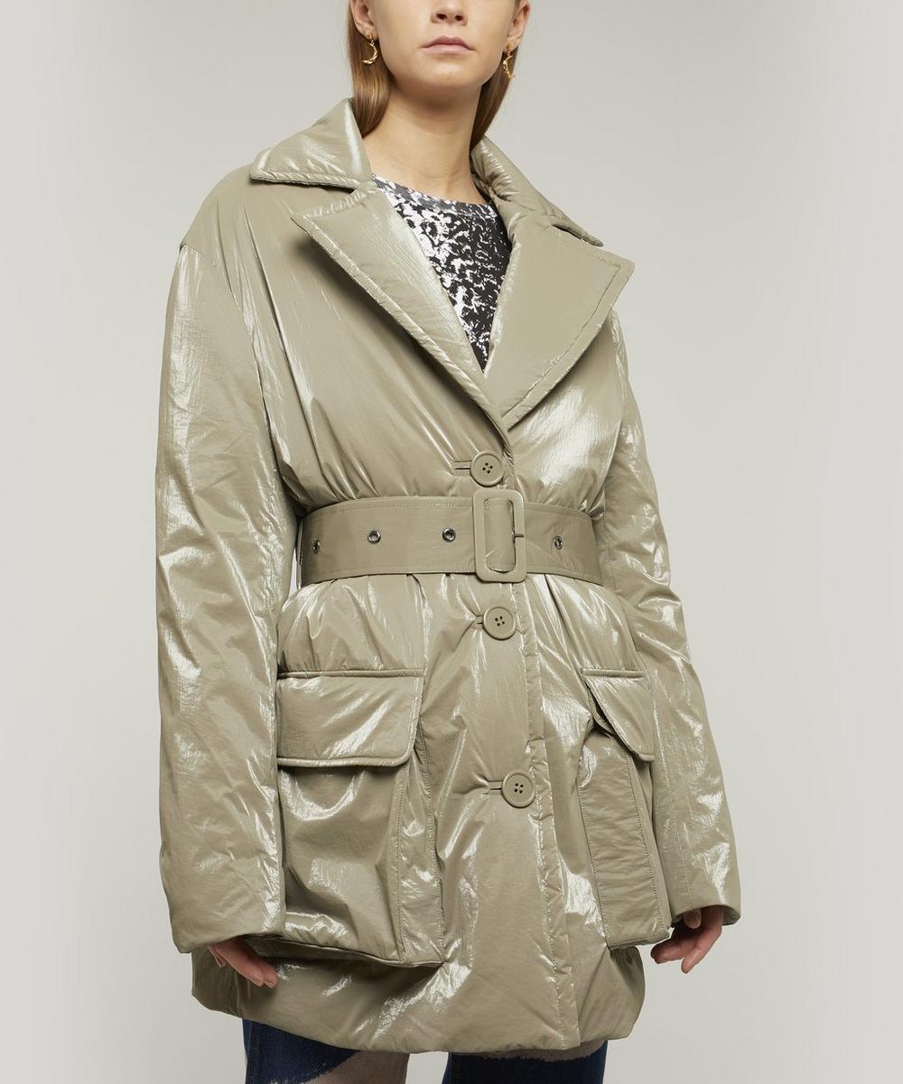 Eckhaus Latta - Tailored Puffer Coat