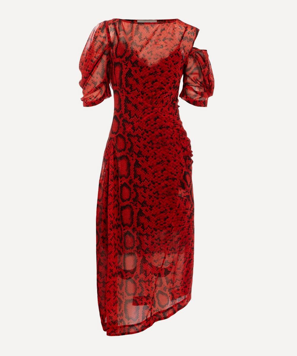 PREEN BY THORNTON BREGAZZI - Franny Asymmetric Dress