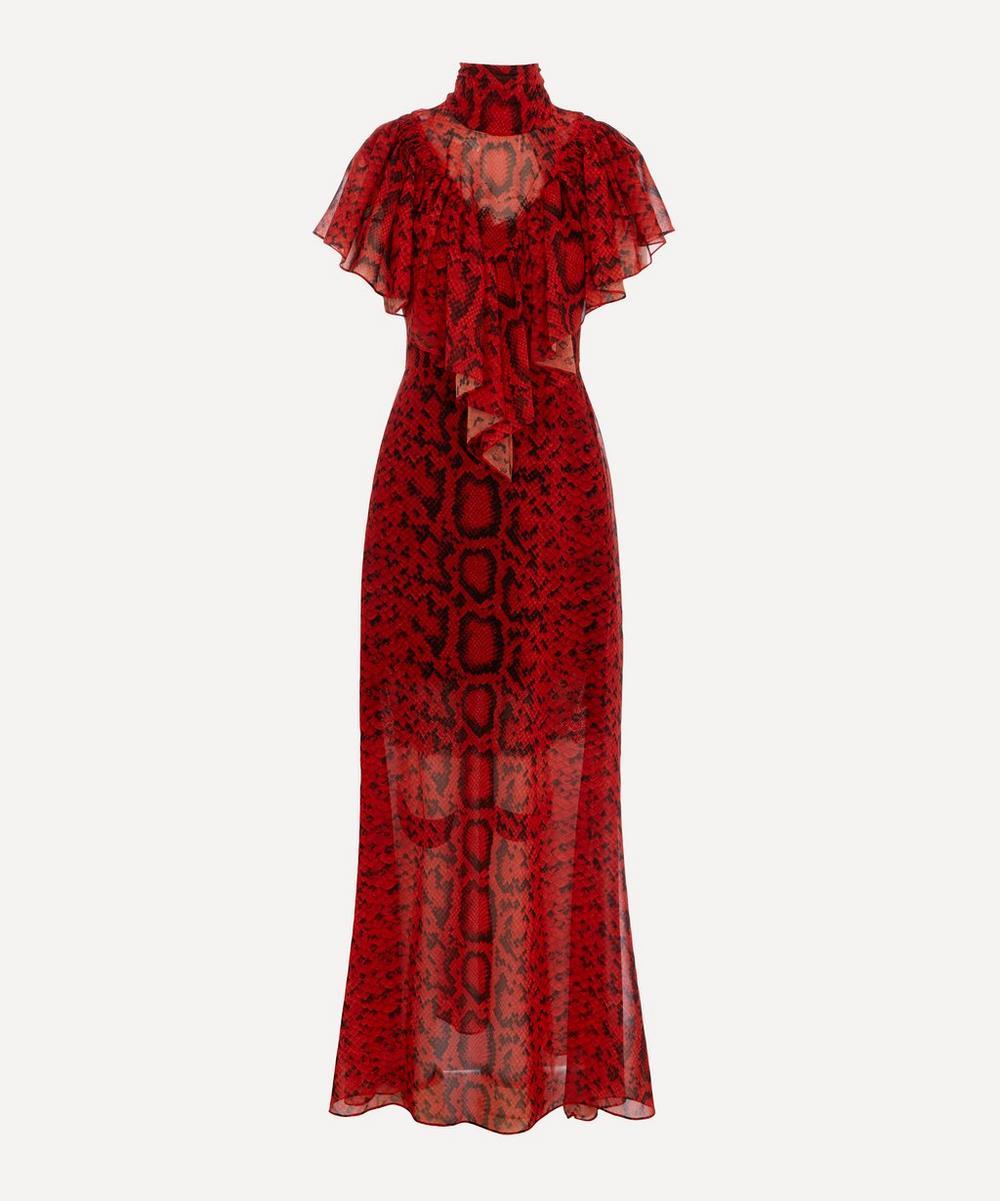 PREEN BY THORNTON BREGAZZI - Kim High-Neck Dress