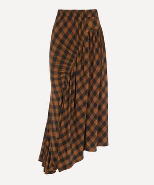 Hyatt Gingham Skirt