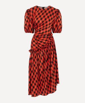 Indy Floral Jacquard Dress
