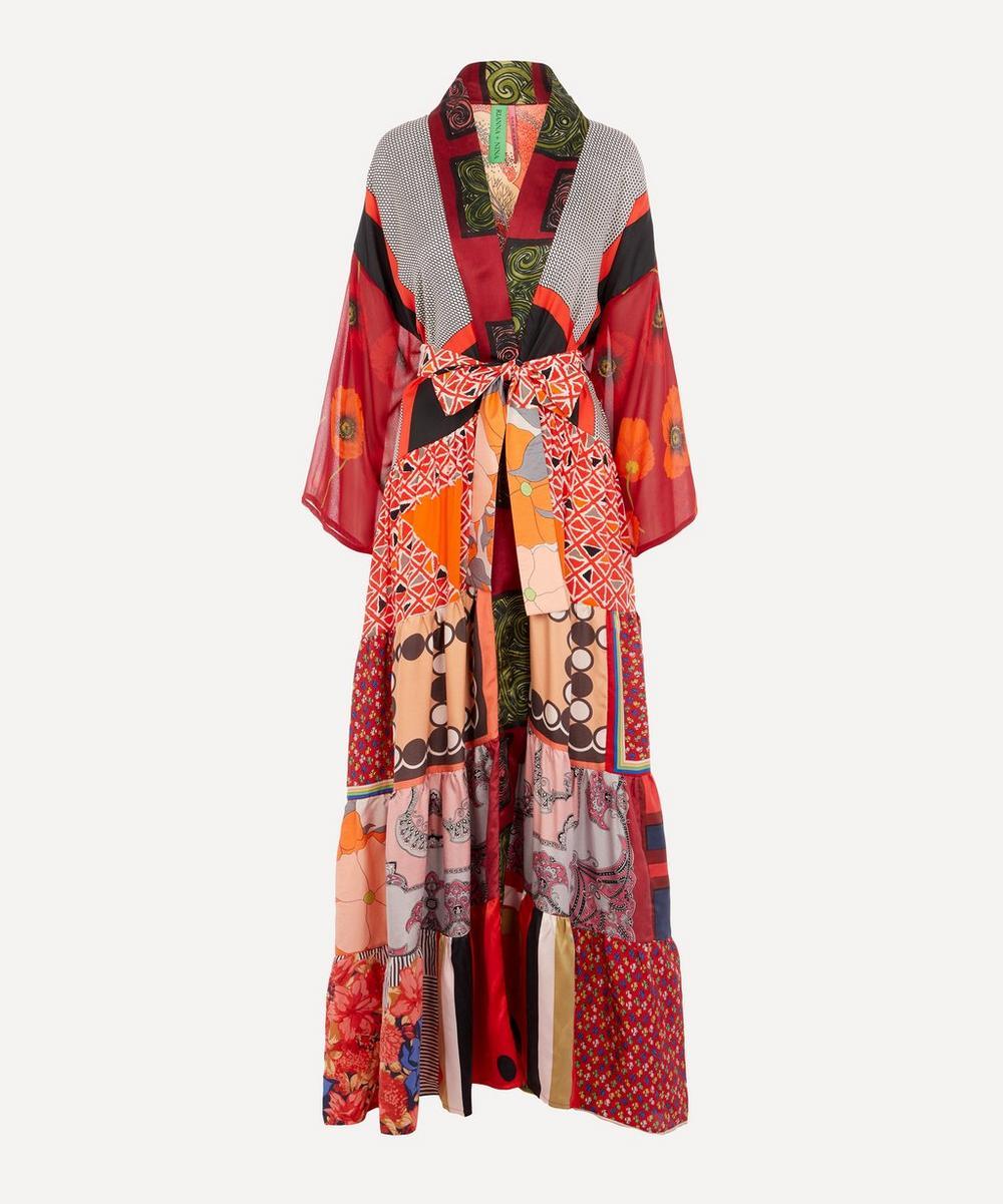 Rianna & Nina - One Of A Kind Volant Kimono