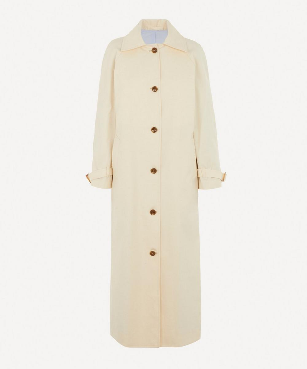Giuliva Heritage Collection - Single-Breasted Duster Coat