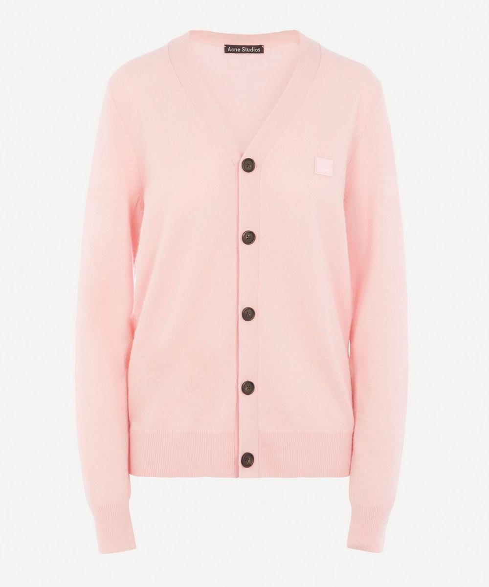 Acne Studios - Face Knitted Cardigan