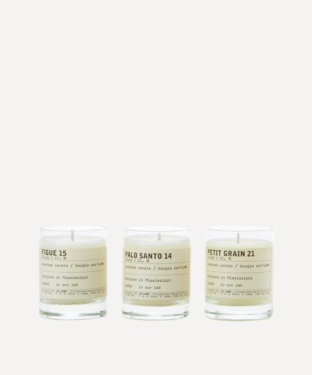 Le Labo - Mini Scented Candle Set