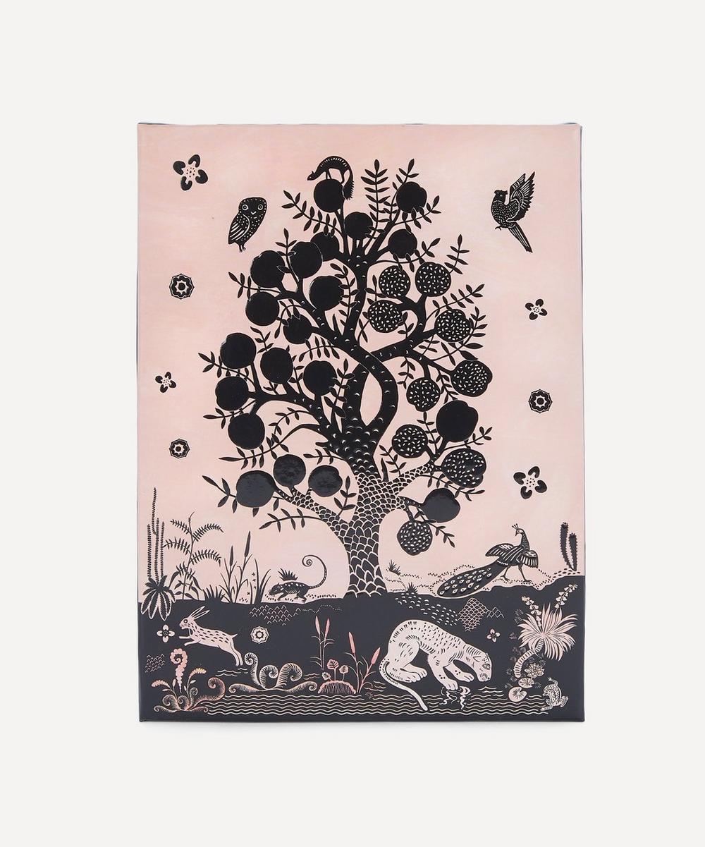 Christian Lacroix - Bois Paradis Diecut Notecards Set of Six