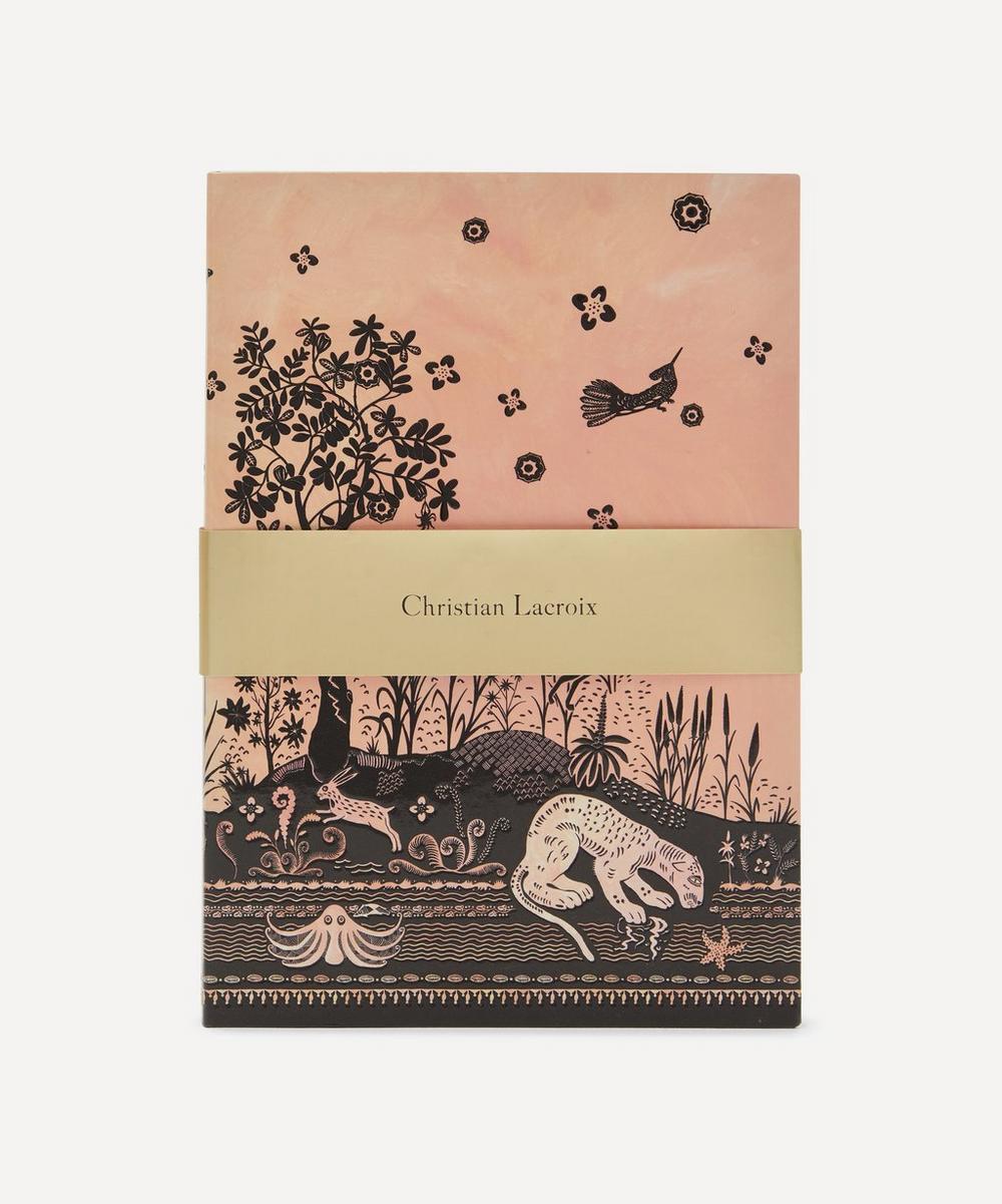 Christian Lacroix - Bois Paradis Layfat A5 Notebook