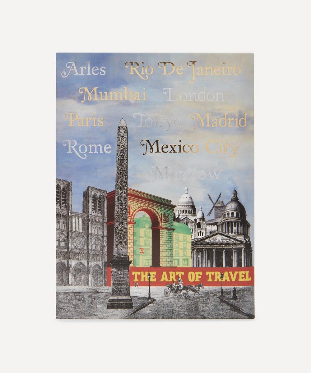 Christian Lacroix Papier - The Art of Travel Postcards Set of Ten