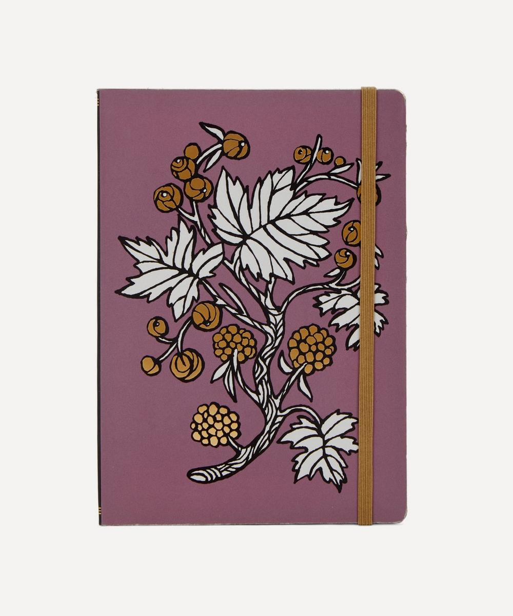 Patch NYC - Gilded Undated Planner