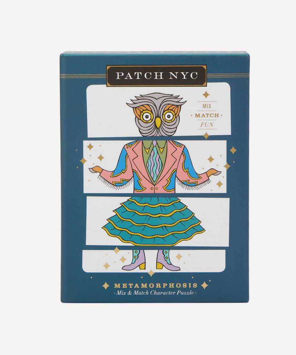 Patch NYC - Metamorphosis Mix & Match Character Puzzle Set
