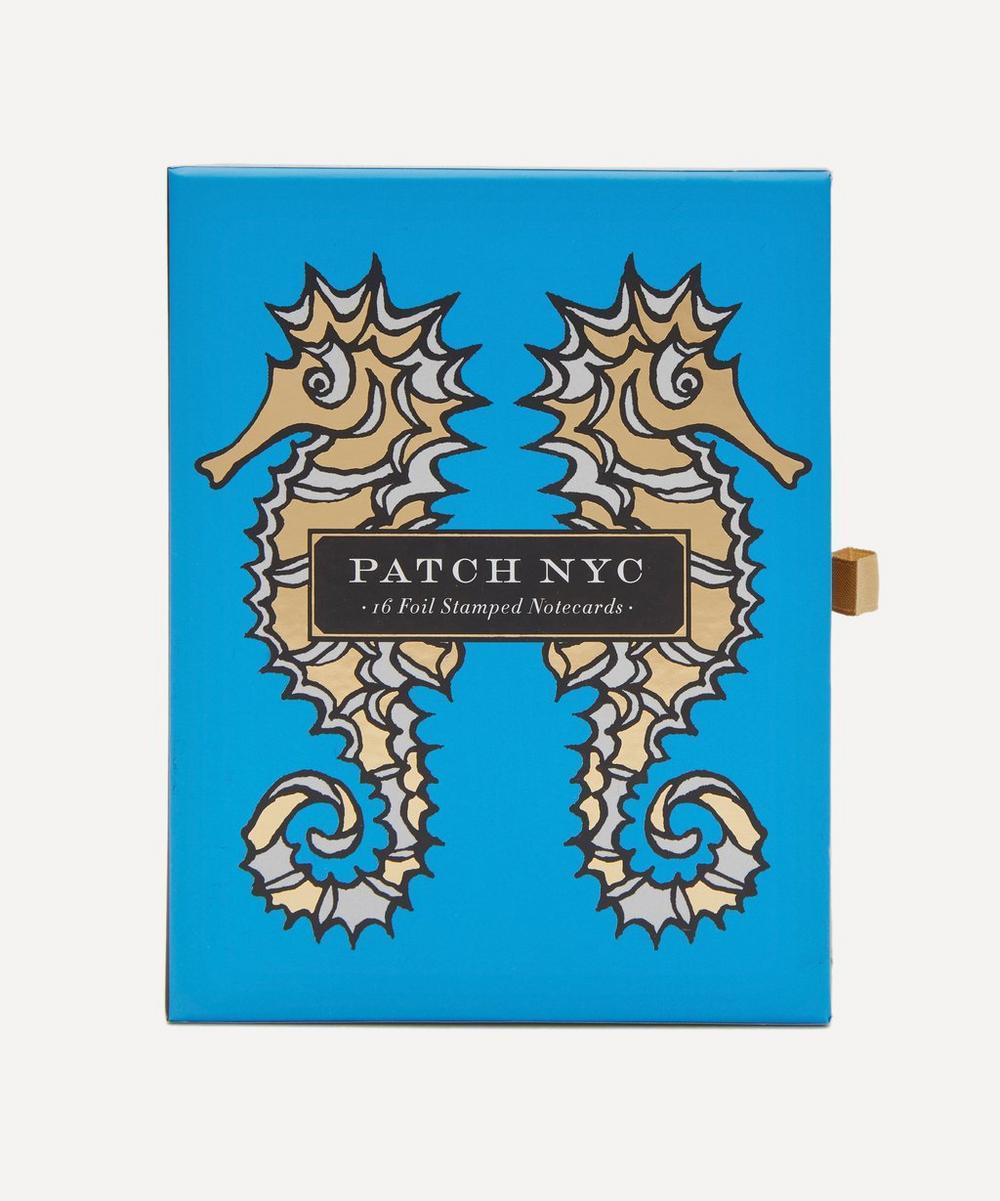 Patch NYC - Nautical Greeting Card Assortment Set of Sixteen