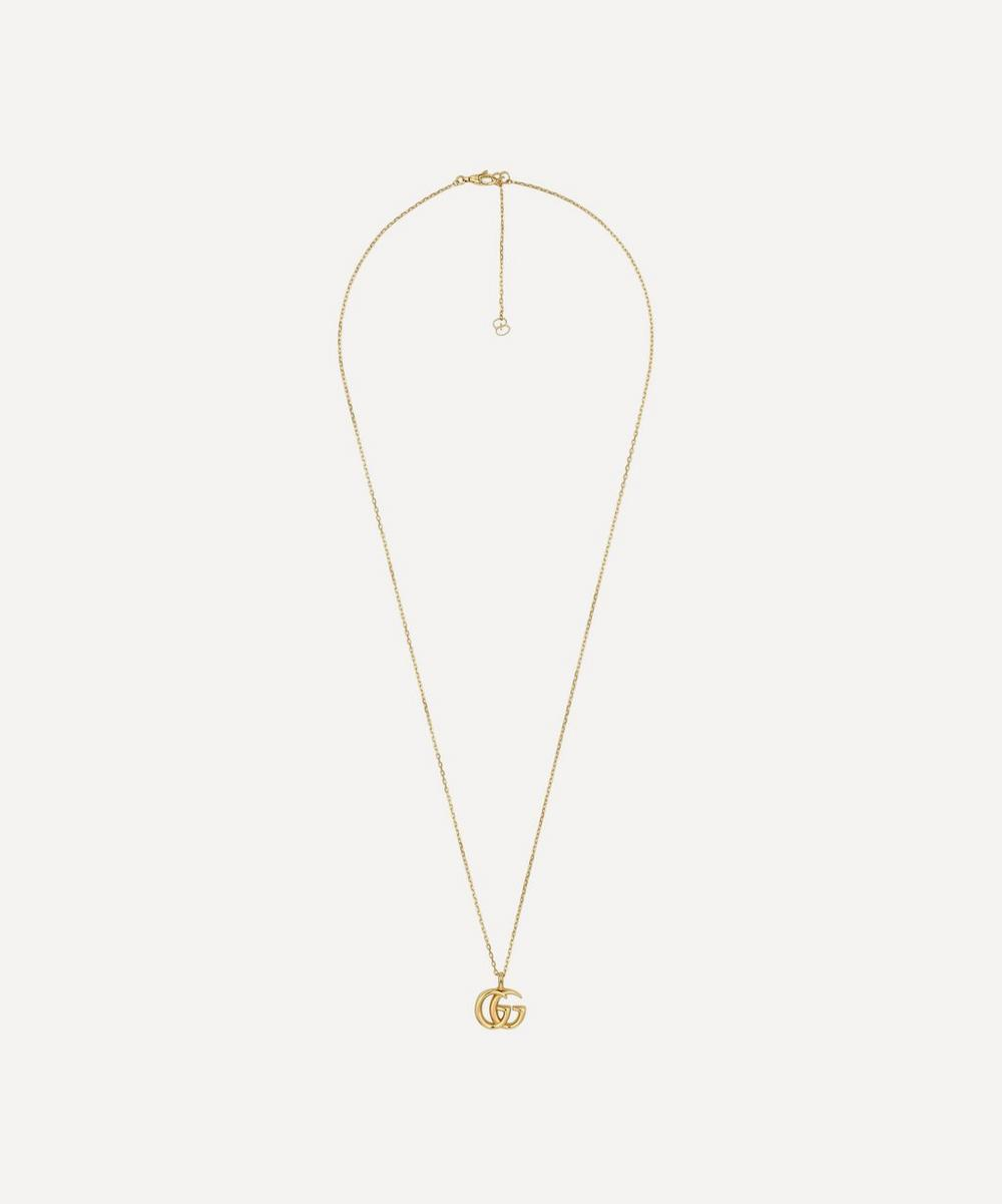 Gucci - Gold GG Running Necklace