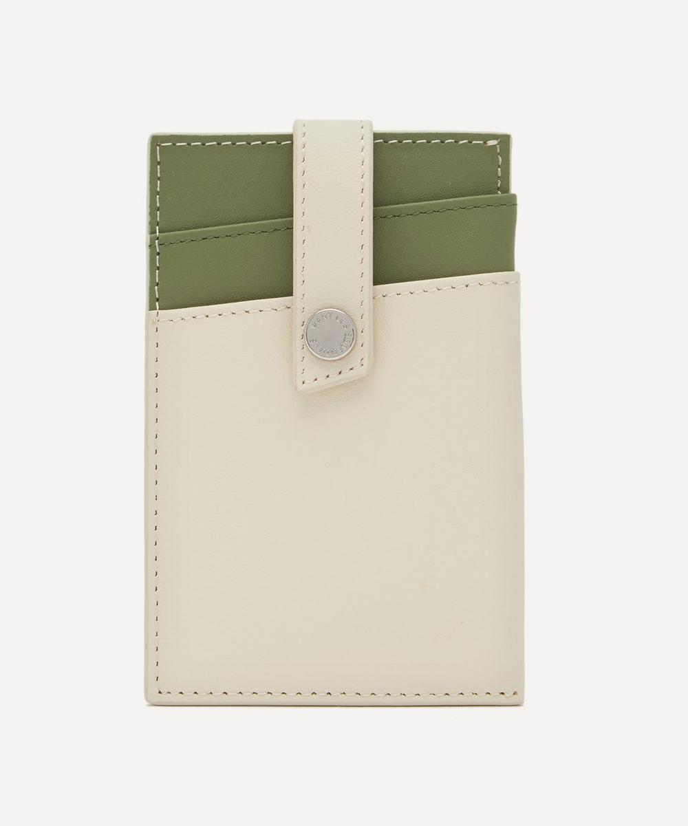 WANT Les Essentiels de la Vie - Kennedy Leather Money Clip Cardholder