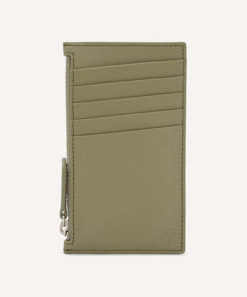 WANT Les Essentiels de la Vie - Adano Zipped Leather Cardholder