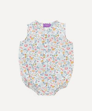 Betsy Button-Up Romper 3-24 Months